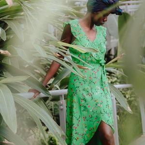 Highline Collective Floral Dress